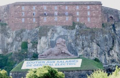 Le Lion de Belfort, symbole de résistance, sacré monument préféré des Français
