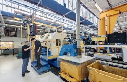 Lisi Automotive fait de son site comtois de Delle, une vitrine industrielle pour l'automobile électrique