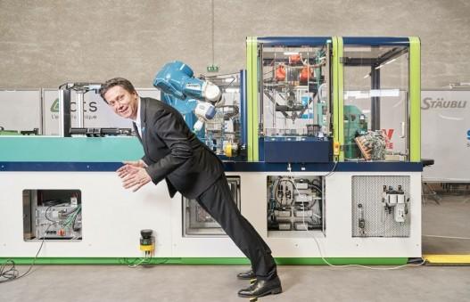 Au sein d'un collectif, le Bourguignon ATS et l'Alsacien SEW-Usocome ouvrent la voie de l'industrie 4.0 aux PME