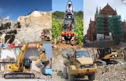 Ça bouge dans les travaux publics : Roger Martin, Rougeot Viti, Groupe V, Tamas, Scherberich