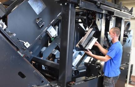 Vernet Behringer et Behringer exposent grandeur nature leur savoir-faire industriel