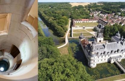 Dans l'Yonne, Maulnes et Tanlay réinventent la vie de château