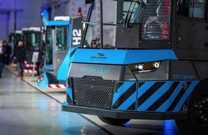 Gaussin Manugistique met de l'hydrogène dans ses véhicules de manutention