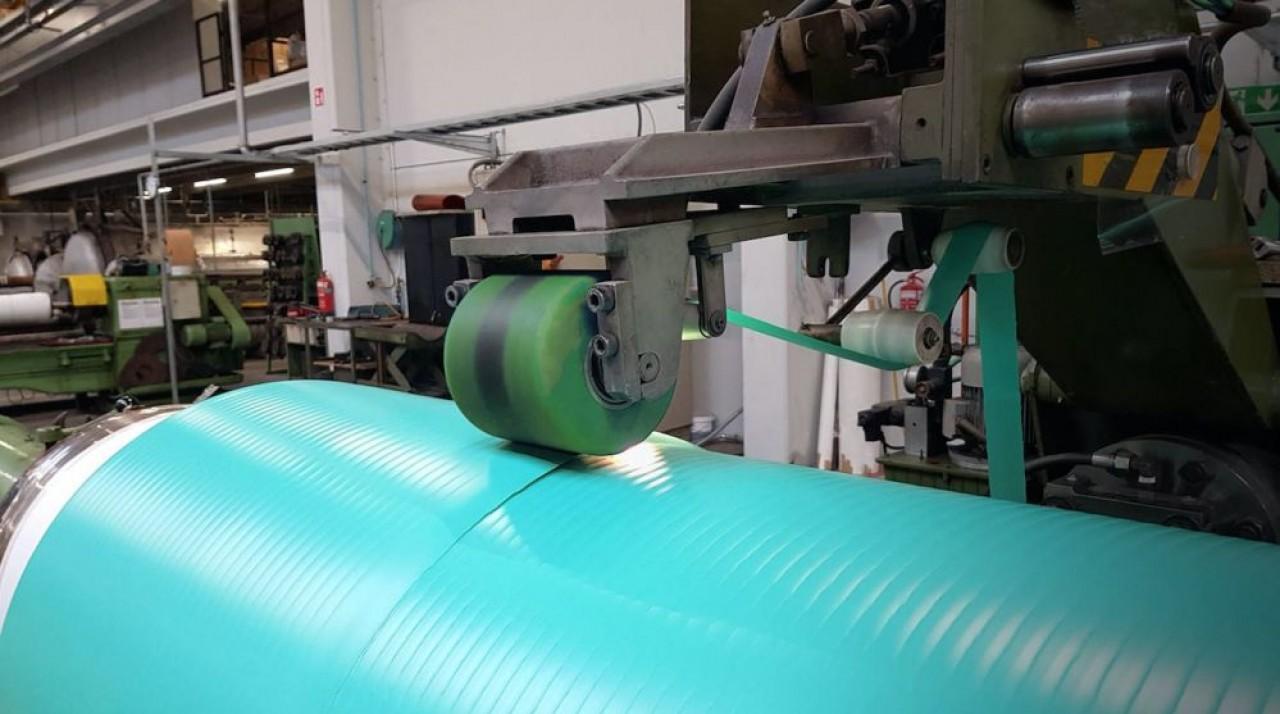 A Cernay, Hannecard fabrique principalement des rouleaux de manchons en caoutchouc à destination de l'industrie textile, une compétence que n'avait pas l'industriel belge.