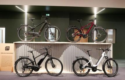 La Covid-19 accélère les ventes de vélos électriques du vosgien Moustache Bikes
