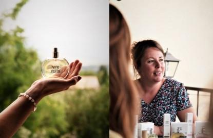 Virevolte lance la première production de ses eaux de parfum en prévente sur Ulule