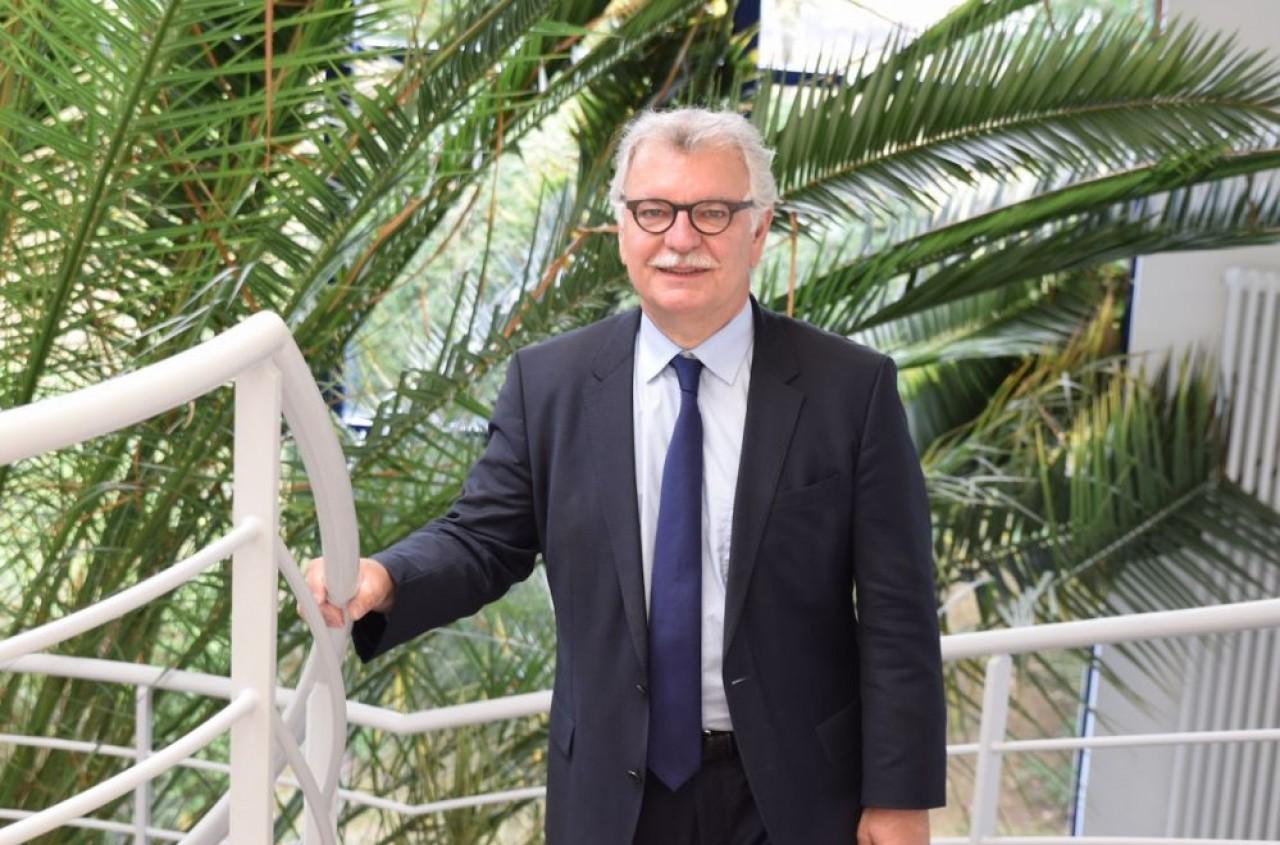 Bruno Duchesne, directeur général de la Banque Populaire de Bourgogne - Franche-Comté depuis 2012. © Traces Ecrites