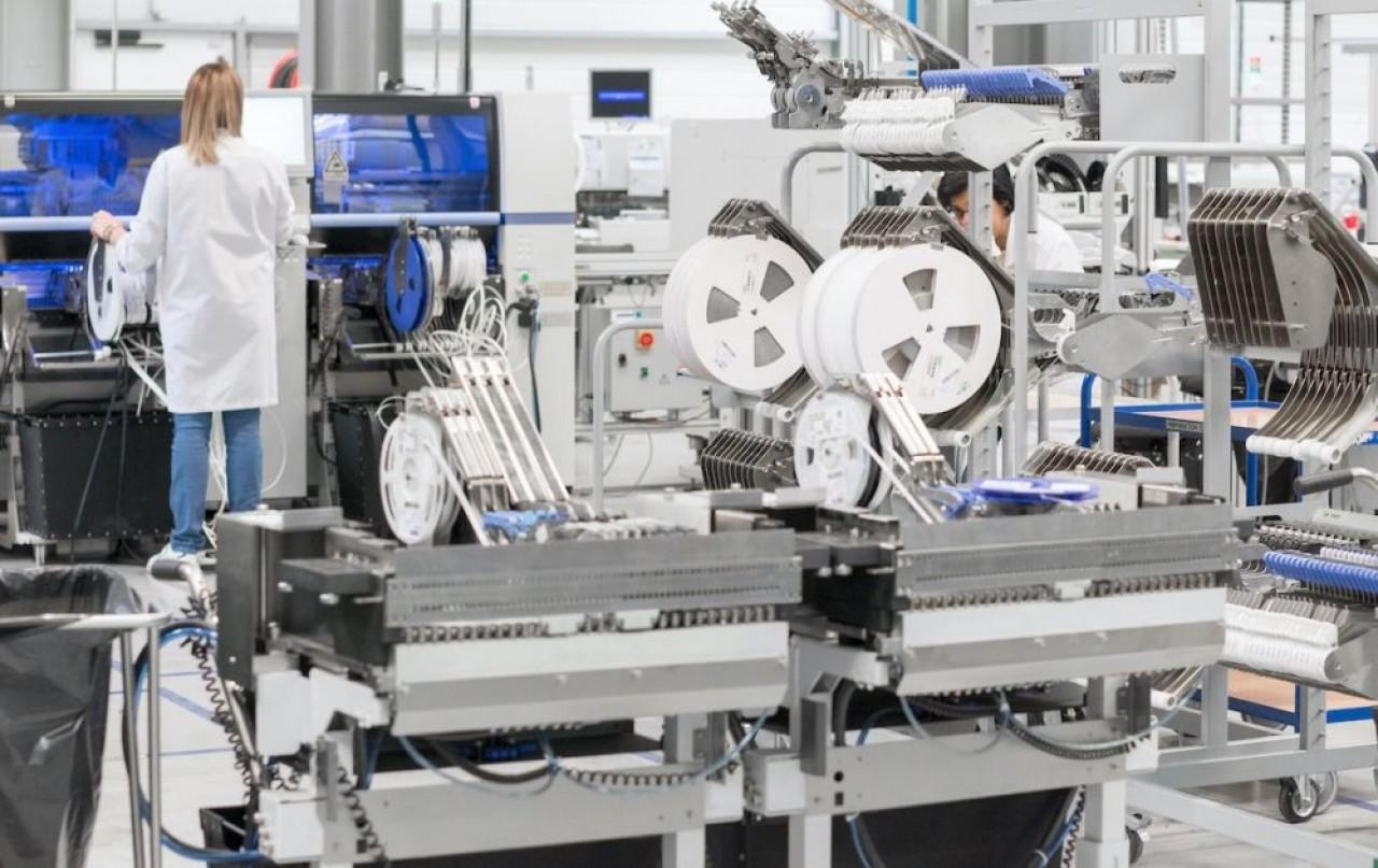 Avec l'acquisition de Scaita, Estelec Industrie vise un doublement de son chiffre d'affaires en 2022. © Noiizy