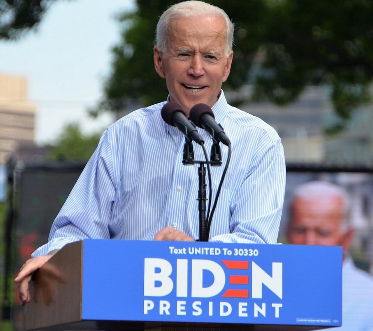 Joe Biden doit sauf surprise être investi 46ᵉ président des États-Unis le 20 janvier 2021. © Wikipédia