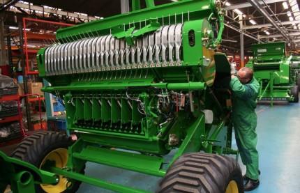 La photo de la semaine : Les étudiants d'Agro Sup Dijon font la promotion des jobs dans le machinisme agricole