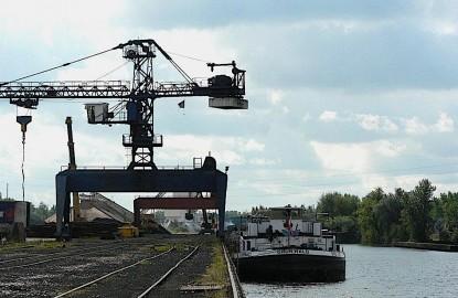 En Lorraine, le mariage de onze ports sur la Moselle bat de l'aile, mais pas encore de divorce