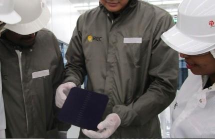 Rec Group pourrait investir 680 millions d'€ dans une usine de panneaux solaires en Moselle