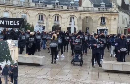 Cafetiers et restaurateurs : ils sont essentiels et le crient haut et fort à Dijon