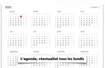 L'agenda de la rentrée en Bourgogne-Franche-Comté et Grand Est, avec le guide des aides Covid-19