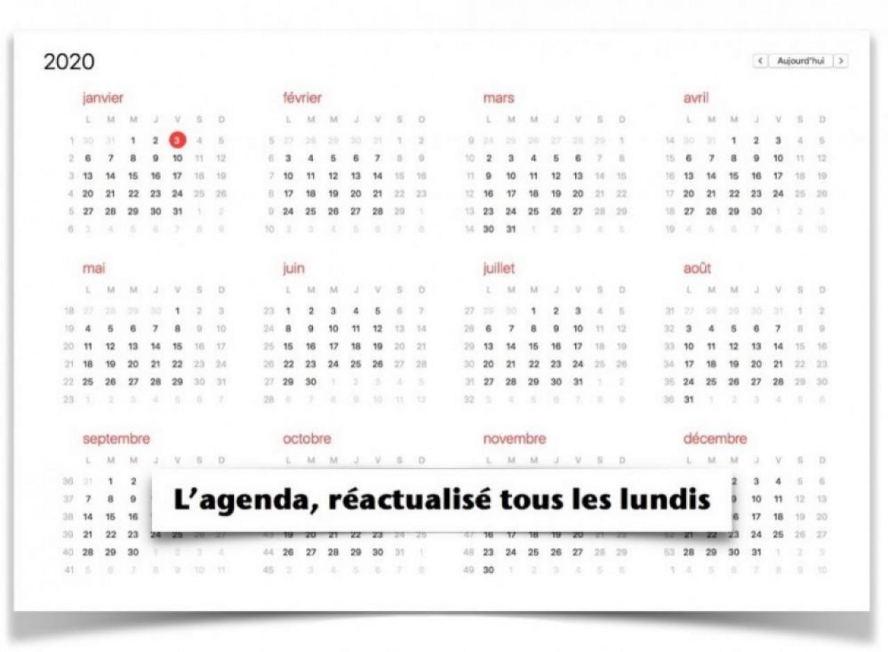 Les rendez-vous professionnels en Bourgognge-Franche-Comté et dans le Grand Est.