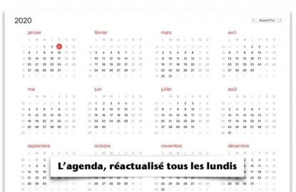 L'agenda de Bourgogne-Franche-Comté et du Grand Est par Traces Ecrites News