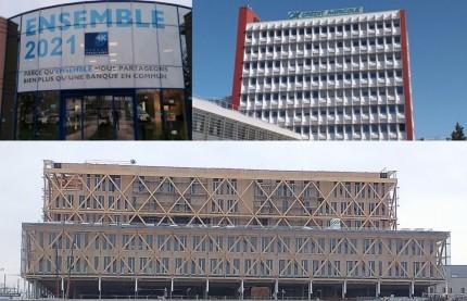 La Banque Populaire et la Caisse d'Épargne de Bourgogne-Franche-Comté, ainsi que le Crédit Agricole Champagne-Bourgogne, se veulent optimistes pour la relance économique