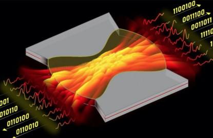 A Metz, un laboratoire de CentraleSupélec démontre les potentialités du laser en cybersécurité