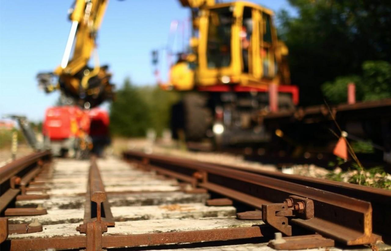 La filière de travaux ferrovaires a recensé en 2019, 15.068 projets de recrutement. © Jean-Luc petit