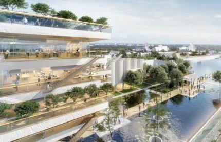 Poids-lourd mondial de l'étanchéité et de l'isolation, l'Alsacien Soprema s'offre un nouveau siège social à Strasbourg pour 45 millions d'euros