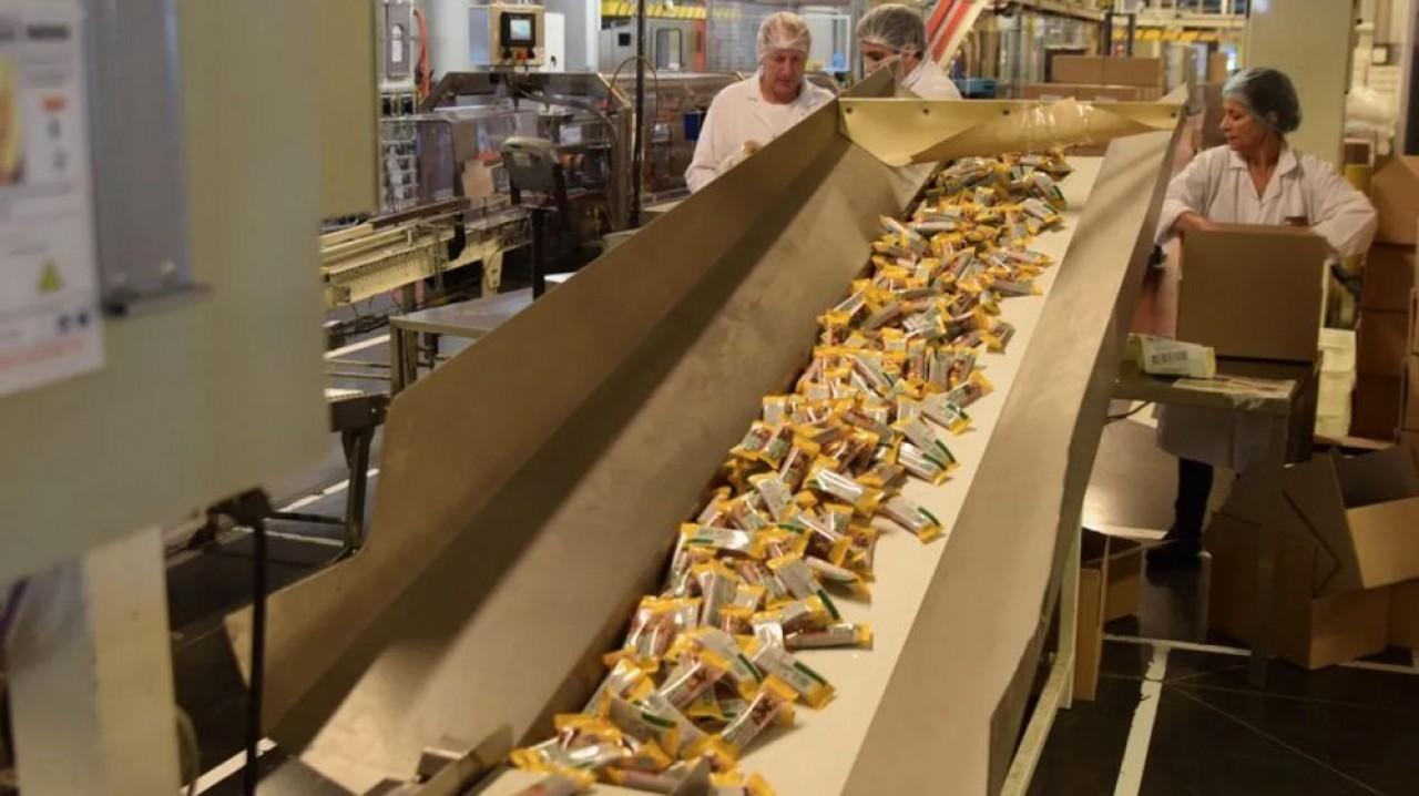 Reprise sur liquidation judiciaire en 2018 par l'espagnol Lacasa qui entendait décongestionner son usine de Tolède, la Chocolaterie de Bourgogne ferme définitivement ses portes le 19 mars. © Traces Ecrites