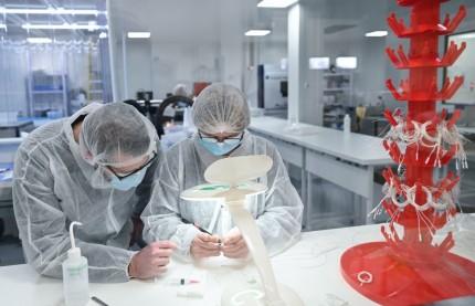 A Besançon, le fabricant de dispositifs médicaux Cisteo Médical investit  2,5 millions d'euros pour poursuivre sa croissance