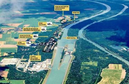 Un an après l'arrêt du premier réacteur, la reconversion de la centrale nucléaire de Fessenheim prend du retard à l'allumage