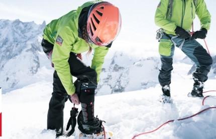 Le Bourguignon Monnet réchauffe les pieds exposés longtemps au froid