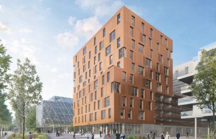 A Strasbourg, l'immobilier d'entreprise a défié la Covid-19