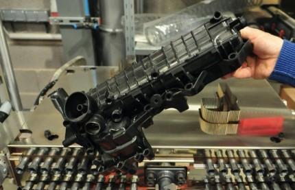 Le Mosellan Periferi invente un procédé de soudage de pièces plastiques avec contrôle qualité en temps réel