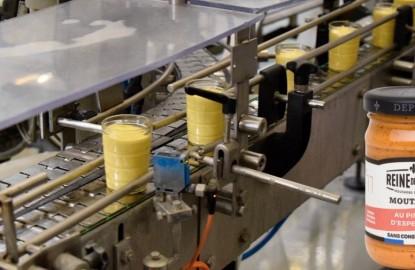 Le fabricant de moutarde Reine de Dijon fait le pari de la moutarde sans conservateur