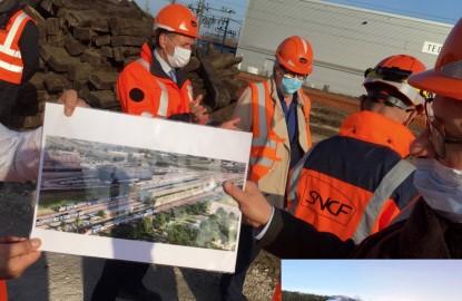 Bourgogne-Franche-Comté : la région investit 82 millions d'euros dans des trains à hydrogène et un centre de maintenance