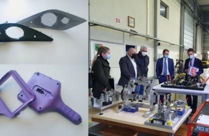 Moyennant un investissement de 1,2 million d'euros, le plasturgiste alsacien Plaxer réduit sa dépendance à l'industrie automobile