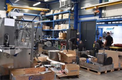 En Alsace, Costral continue d'innover dans les machines d'embouteillage des vins
