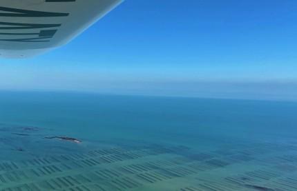 Un million de vues aériennes et moitié moins de carburant pour L'Europe vue du ciel