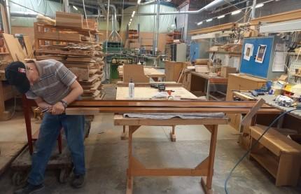 En Alsace, la Manufacture 1924 fait revivre les meubles Ehalt