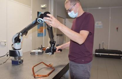 En Alsace, Holo 3 transporte ses innovations optiques dans les entreprises.