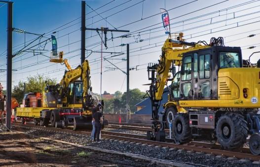Centre de contrôle technique pour les engins ferroviaires, projet d'implantation à Tours : MecateamCluster sur les rails de sa seconde décennie