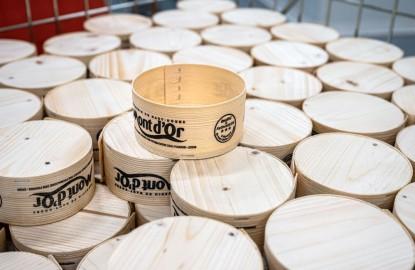 Avec la création d'un atelier de boîtes en 2020, la scierie Solibois dans le haut-Doubs est entrée dans le cercle du Mont d'Or