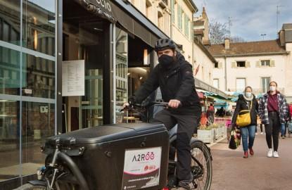 A Dijon, Besançon et Strasbourg, CoopCycle prend le contre-pied de l'ubérisation pour la livraison à vélo
