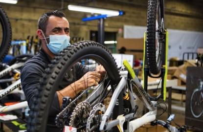 Emblématique fabricant de vélos à Dijon, Cycles Lapierre prévoit une croissance de l'ordre de 20 % en 2020
