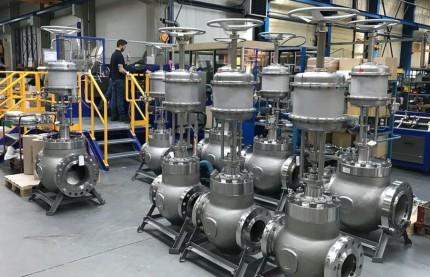Le fabricant alsacien de vannes de régulation Sart von Rohr s'implante en Turquie