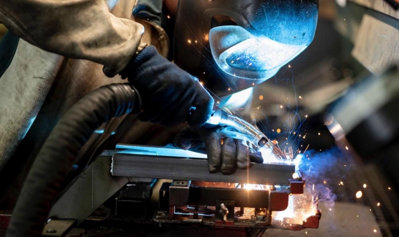 L'arrêt de l'industrie automobile pendant plusieurs semaines au printemps 2020 a entraîné avec elle beaucoup de PME de la mécanique et de la métallurgie. © Laurent Cheviet