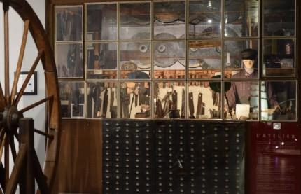 La coutellerie de Nogent, en Haute-Marne, subsiste toujours avec quelques fines lames