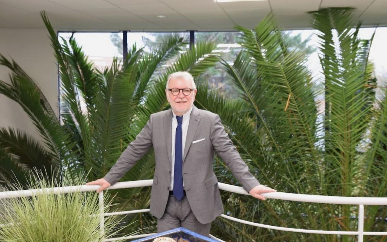 Bruno Duchesne, directeur général de la Banque Populaire de Bourgogne-Franche-Comté. © Traces Ecrites