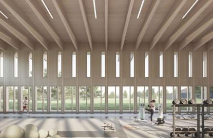 A Dijon, le Creps se prépare aux Jeux olympiques de 2024