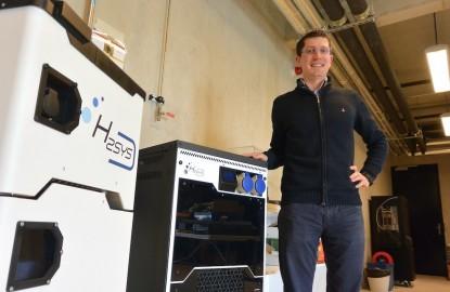 H2SYS lève 5 millions d'euros pour industrialiser son groupe électrogène à l'hydrogène à Belfort