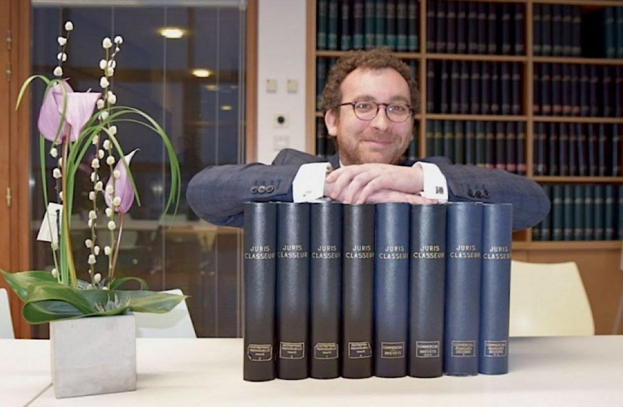 Jean-Marie Garinot, avocat associé chez Du Parc - Cabinet d'Avocats et maître de conférences à l'Université de Bourgogne. © Traces Ecrites