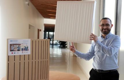 Metabsorber, à Besançon, promeut les métamatériaux pour isoler du bruit