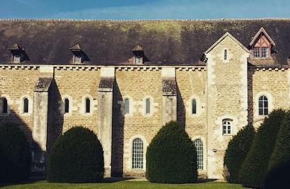 En Bourgogne, la Fondation Schneider veut faire du domaine de l'abbaye de Pontigny, un site touristique à l'aune d'un investissement de 50 millions d'euros